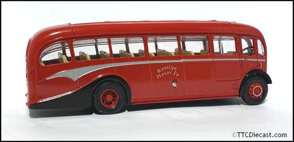 CORGI 97191 AEC REGAL/DUPLE - Rosslyn Motor Company * PRE OWNED *